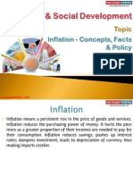 23(B) Inflation-Concepts Facts and Policy