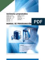 Manual de Programacion de Omron