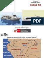 Programa Transporte Masivo Amazonia v3