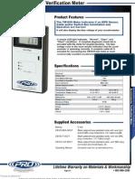 Bias Test Meter TM1018
