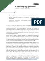 Plurilinguisme et compétitivité dans une économie régionale européenne - le cas de la Galice