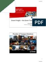 [B4] STROMBERG Jonas_Greening Freight Through Vehicle Technology