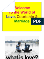SA (Love, Courtship & Marriage