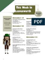 This Week In Leavenworth ( TWIL )
