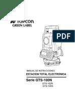Manual Estacion Total Gowin Tks-202