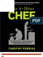 4 Hour Chef Pdf