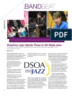 DSOA Band Beat for 11.19.12