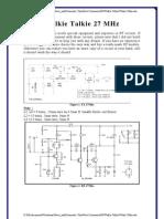 Simple FM Walkie Talkie | Frequency Modulation (1.7K views) on walkie talkie radios, walkie talkie classroom, walkie talkie range chart, walkie talkie parts, walkie talkie frequency chart,