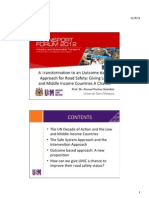 [P4] SADULLAH Prof Farhan_Transformation to an Outcome Based Approach for Road Safety
