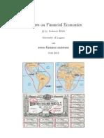 Financial Economics by Antonio Mele