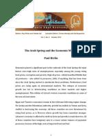 Iqtisadi Eng Oct2012 RIVLIN Arab Economic Winter