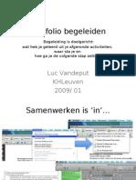2009-01-05 DLO Begeleiden Portfolio