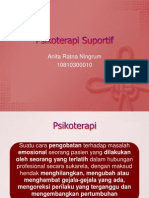 Psikoterapi Suportif