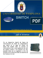 Capa 2 - Switch