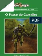 OD Aventura O Passo Do Carvalho - V1.0