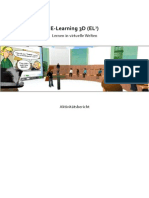 e-Learning 3D Aktivitätsbericht