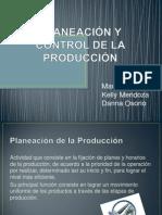 PLANEACIÓN Y CONTROL DE LA PRODUCCIÓNhttp web 2