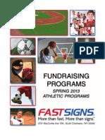 Sponsorship Spring 2012 Booklet