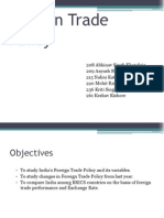 Foreign Trade Policy India 2009-14