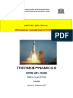 Thermodynamic Basic