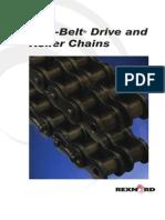 Roller Chain Link Belt