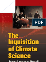 The Inquisition of Climate Science -- James Lawrence Powell