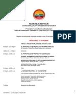 Programa Ix Congreso