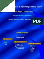 Formulas Para Calculos Hemodinamicos en Pediatria