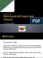 Group 3 Presentation on Birds Eye Final