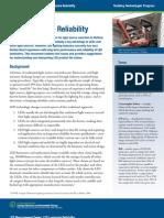 Luminaire Reliability