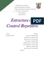 Estructura de Control Repetitivo