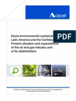 Report of Arpel Sustainability Survey
