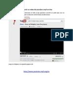 Convertir de Youtube a Mp3 Online