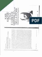 Karl Kautsky - Etica e Concezione Materialistica Della Storia
