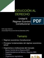 Clase Regimen Economico