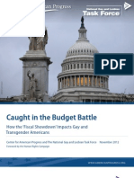 Caught in the Budget Battle