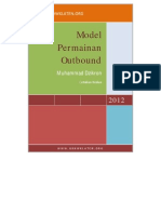 eBook Buku Model Permainan Outbound Cetakan 2