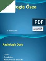 Clase Radiologia Osea Cursada Enero