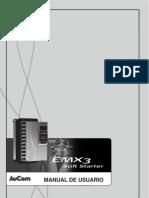 EMX3 User Manual ES