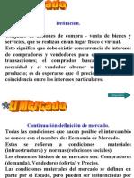 5.Modulo de Mercadeo Proyeccion de Ventas