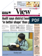 The Belleville View front page 11/22/2012
