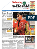 News-Herald Front Page Nov. 21