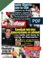 LE BUTEUR PDF du 21/10/2012