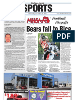 News-Herald Sports Front Page Nov. 21