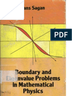 Boundry and Eigen Values Problems in Physic
