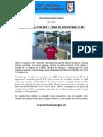 13. Jose Antonio Martos Suma y Sigue en La Carrera Por La Paz