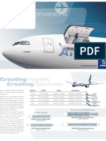 Airbus Conversions a Winning Exchange Leaflet