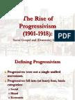 USH Progressivism IntroOverview
