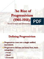 USH Progressivism IntroOverview