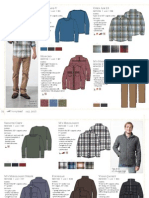 Fall 13 Horny Toad Workbook - Men's Collection